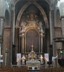 Saint-Antoine et Sainte-Catherine