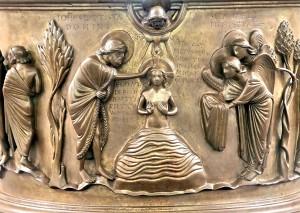 Fonts baptismaux - baptême