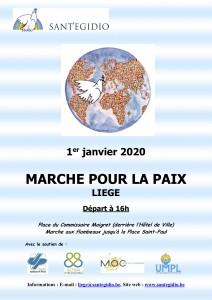 20200101 • Marche pour la paix